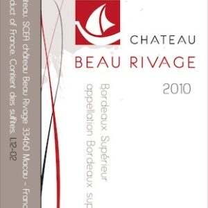 2010 Chateau Beau Rivage