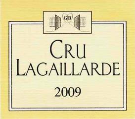 2009 Cru Lagaillarde