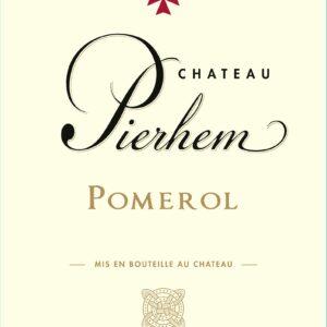 2009 Chateau Pierhem